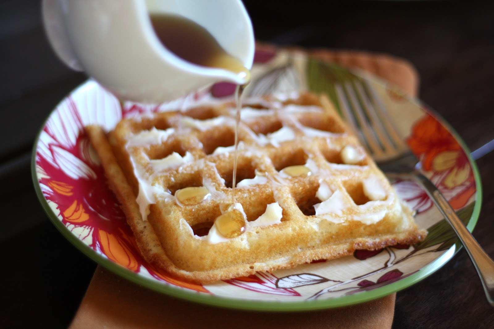 brown butter waffles gluten free dairy free waffles with sun butter ...