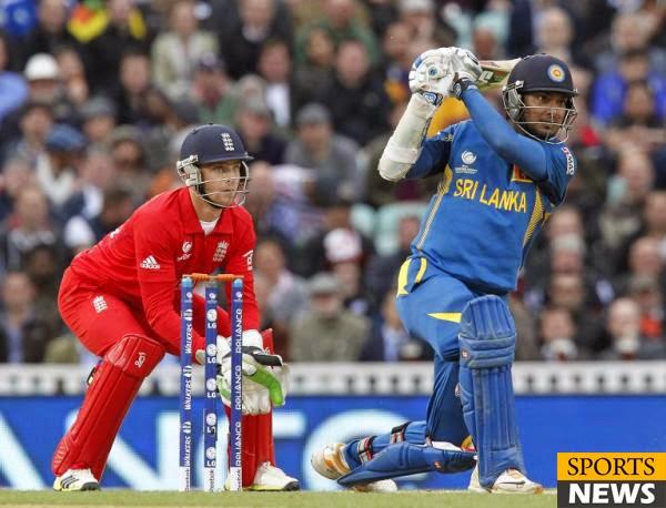 England vs Sri Lanka, Match 22, Pool A - ICC WORLD CUP 2015