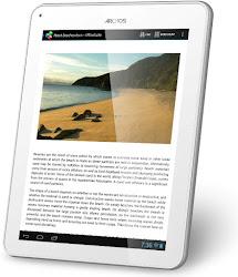 harga Archos 97 Titanium HD, fitur tablet android terbaru Archos 97 Titanium HD, tablet lokal setara ipad 3