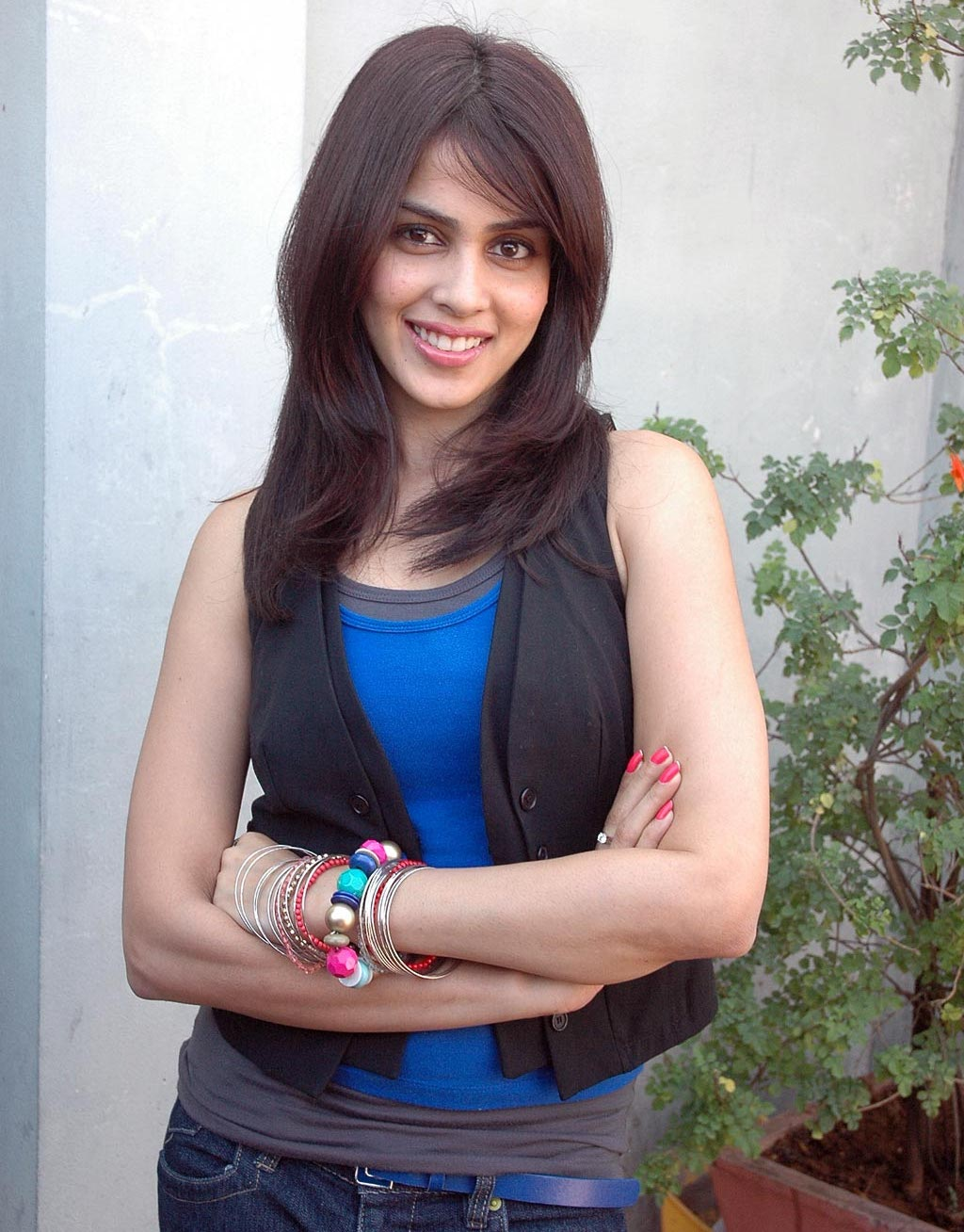 Wallpaper World Hot And Lovely Genelia