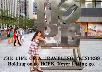 The Life of a Traveling Princess