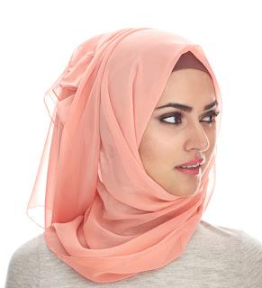warna kerudung / hijab yang bagus