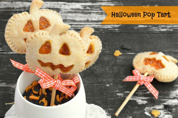 sucettes gourmandes halloween