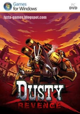 Dusty Revenge PC Cover