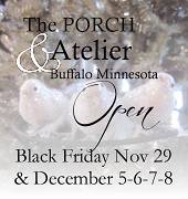 Come to The PORCH & Atelier~