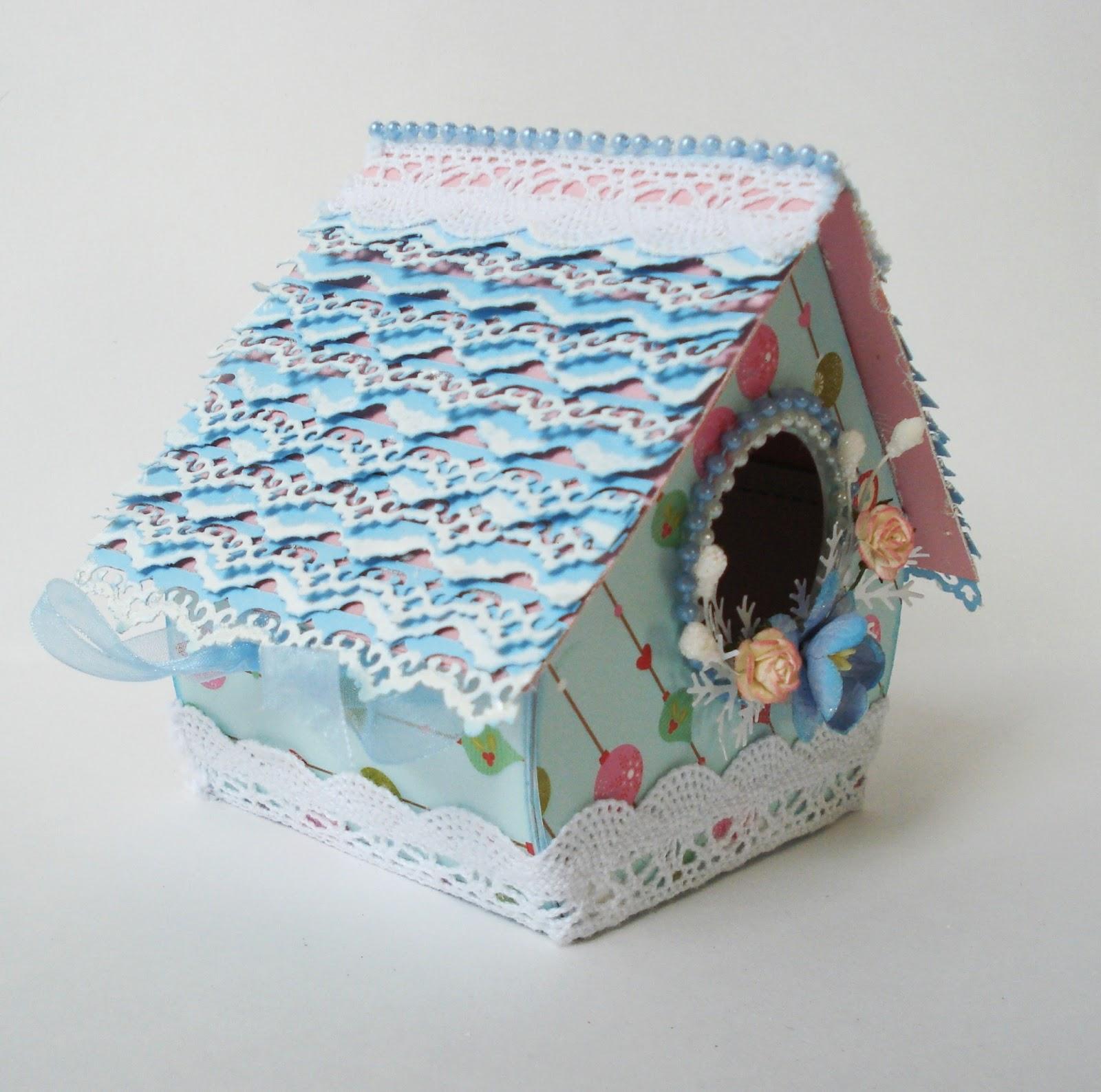 Как сделать кукольный домик из коробки из под конфет