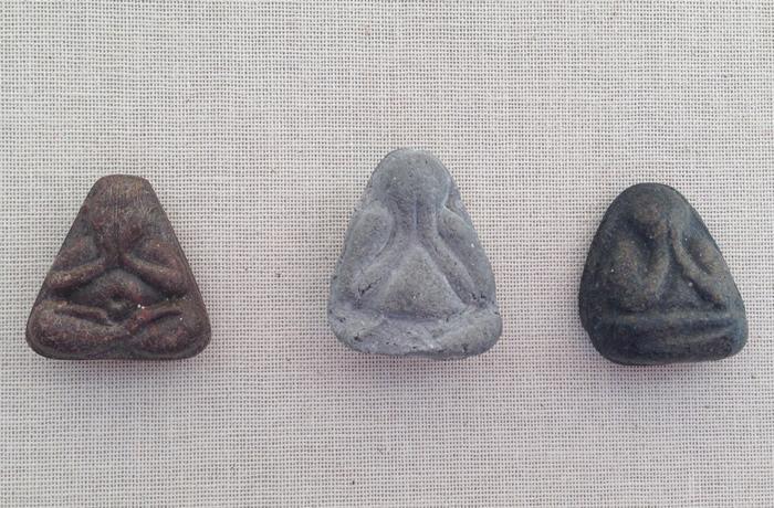 Thai religious amulets: Phra Pitta