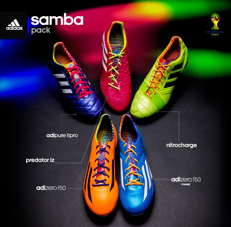 Botas De Futbol Adidas Samba