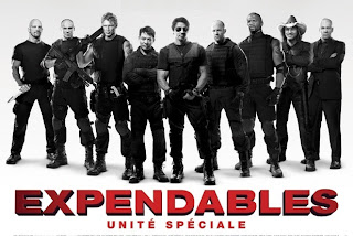 Le casting Expendables 3
