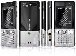 Sony Ericsson T700 3G phone which supports HSDPA technology