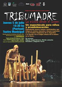 VACACIONES DE INVIERNO 2012 / TRIBUMADRE EN RIO CUART0