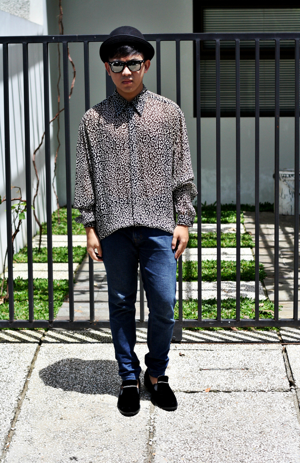 MEN'S FASHION BLOGGER INDONESIA
