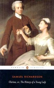 Portada de Clarissa, de Samuel Richardson