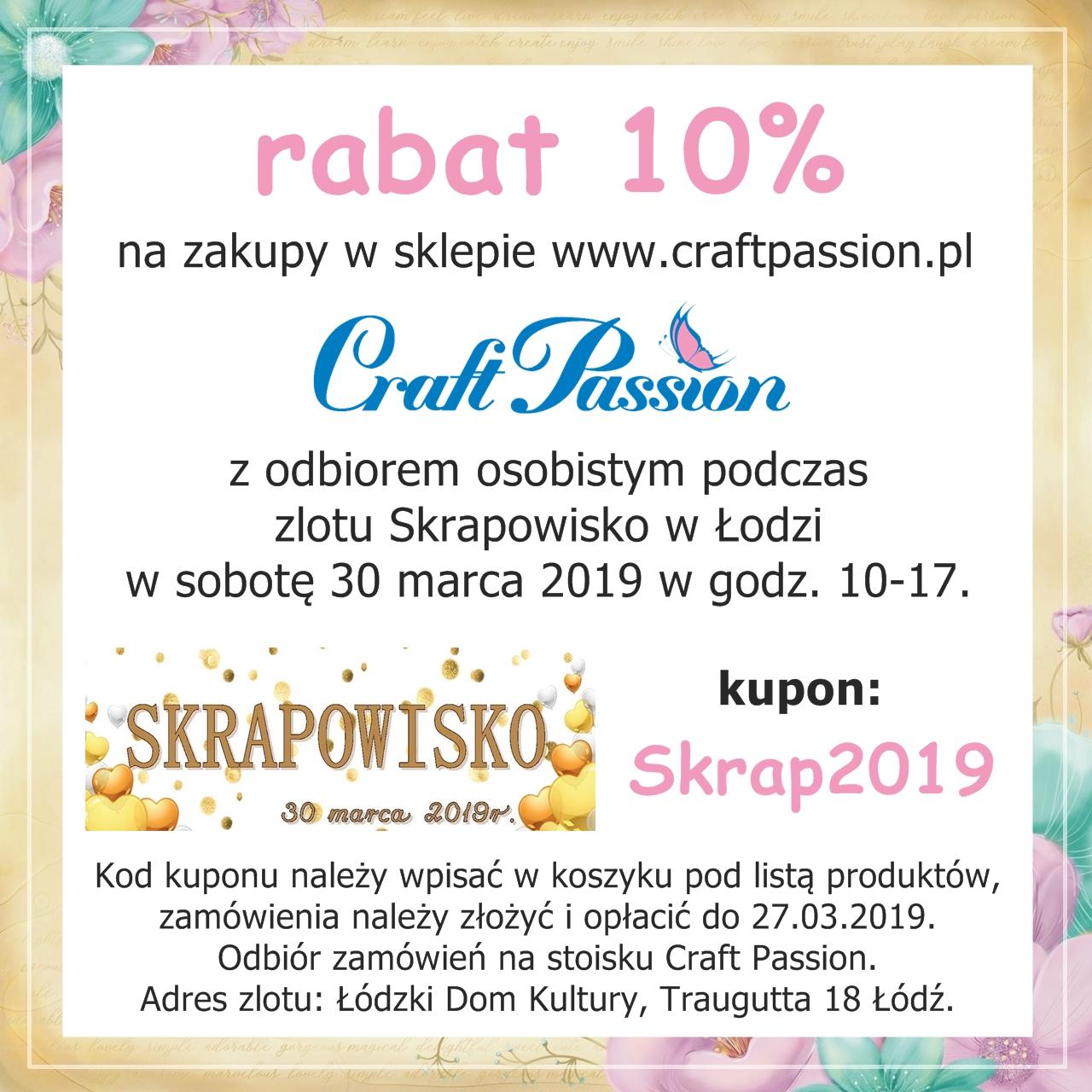 Skrapowisko - Łódź 30.03.2019