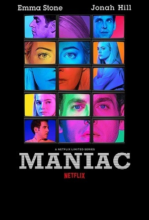 Maniac - 1ª Temporada Séries Torrent Download capa