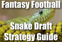 Fantasy Football How to Snake Draft Strategy