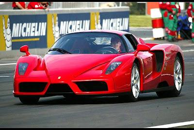 El Ferrari Enzo