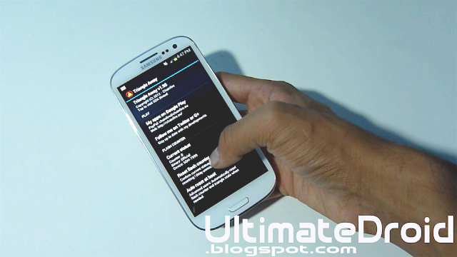 Official Stock ROM for Samsung Galaxy S5 [All Carriers]