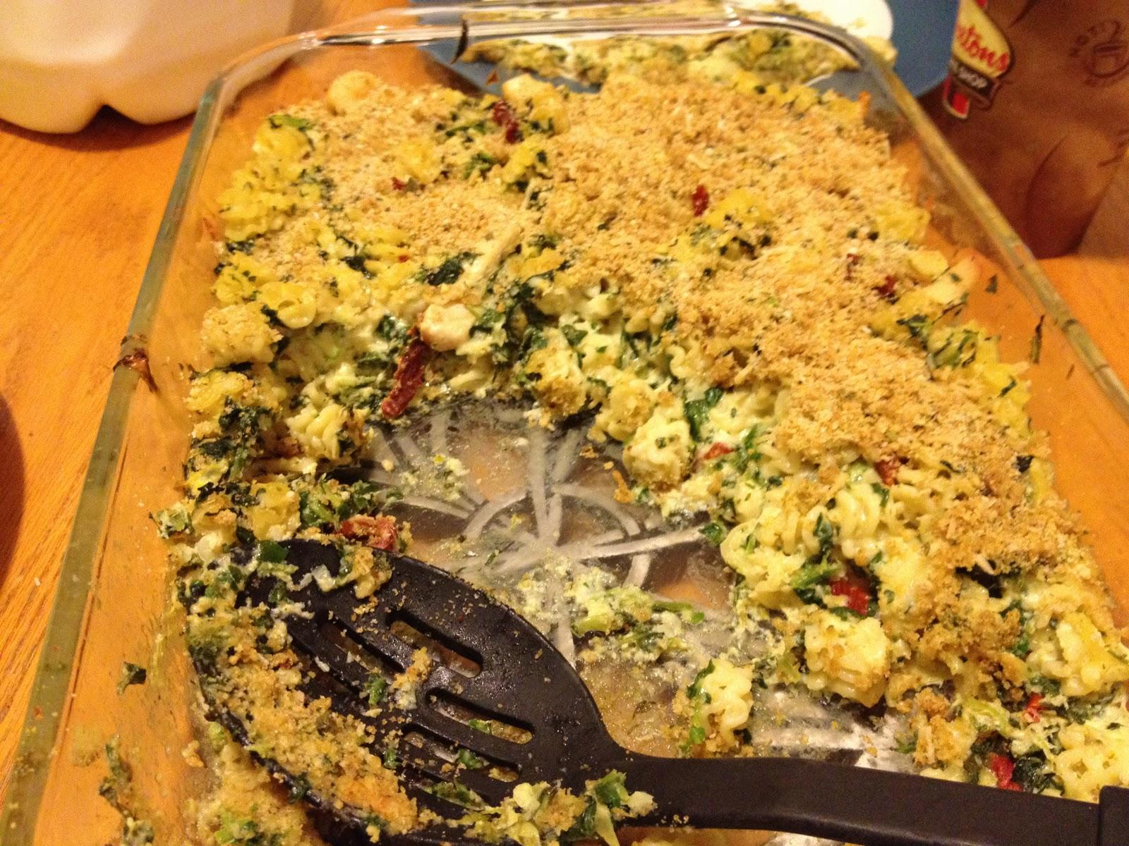 Chicken Florentine Artichoke Bake | The Tasty Critters