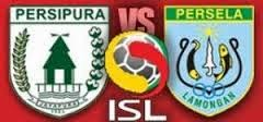 Persipura vs Persela