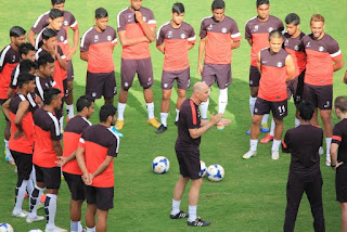 2018 FIFA World Cup Qualifier Preview: India vs Oman