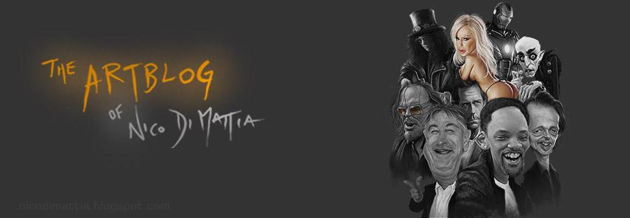 Artblog of Nico Di Mattia