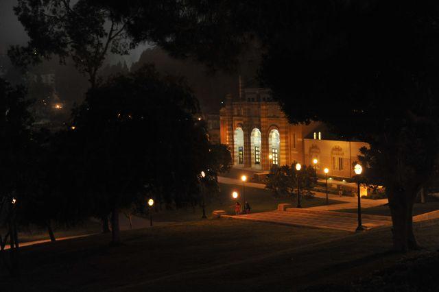 ucla campus at night - photo #3
