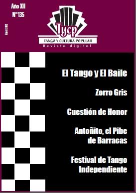 Tango y Cultura Popular N° 135