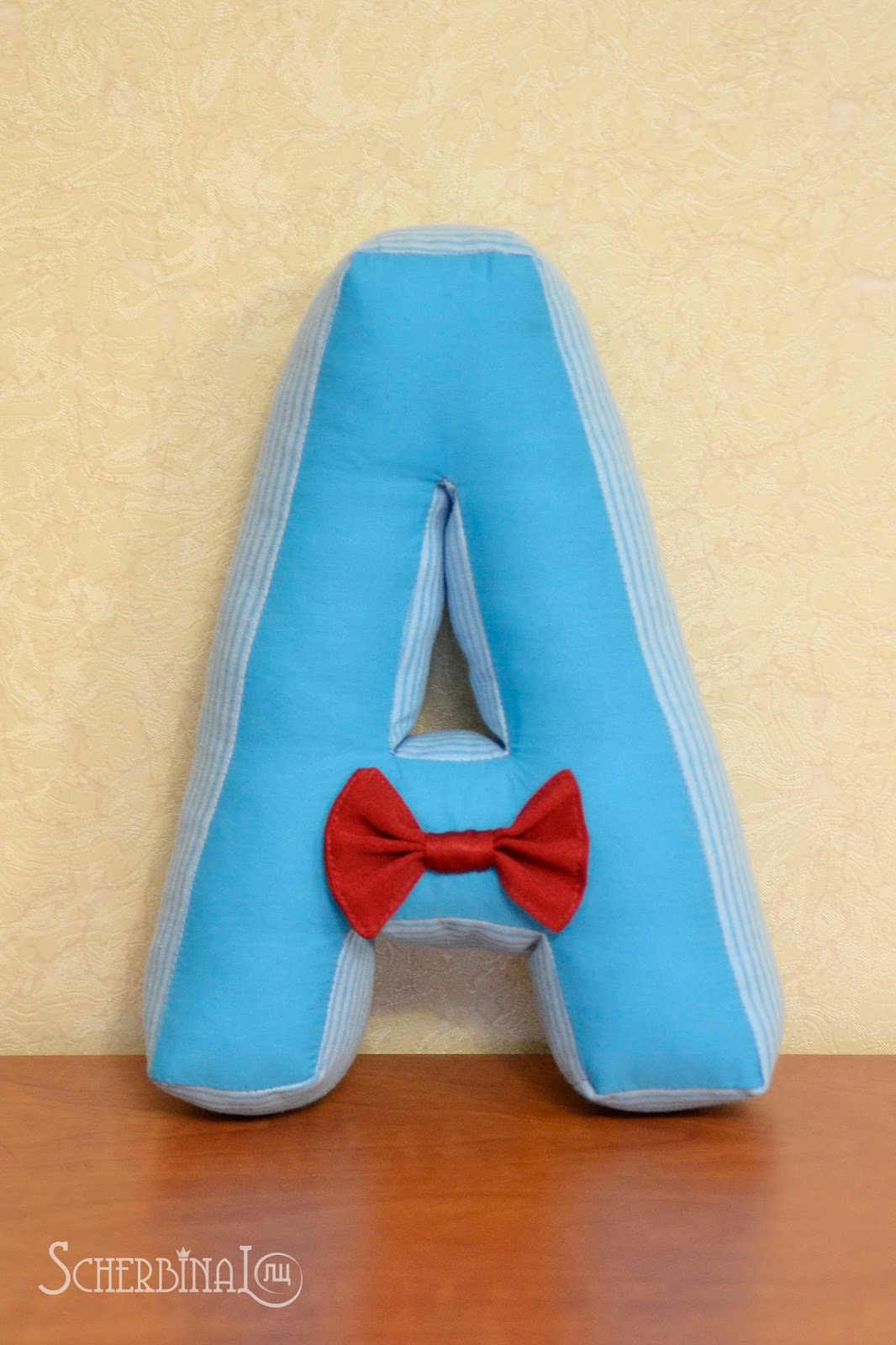 Мягкие буквы подушки на заказ, имя из букв