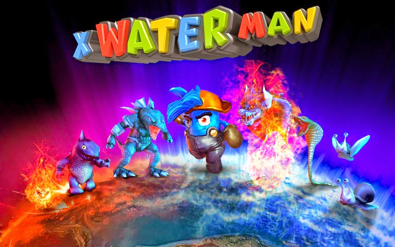 X WATERMAN 3D V1.5 APK FULL