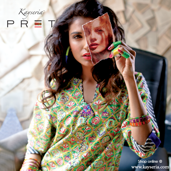 Kayseria Pret Collection 2014 For Women | Kayseria Pret Spring/summer