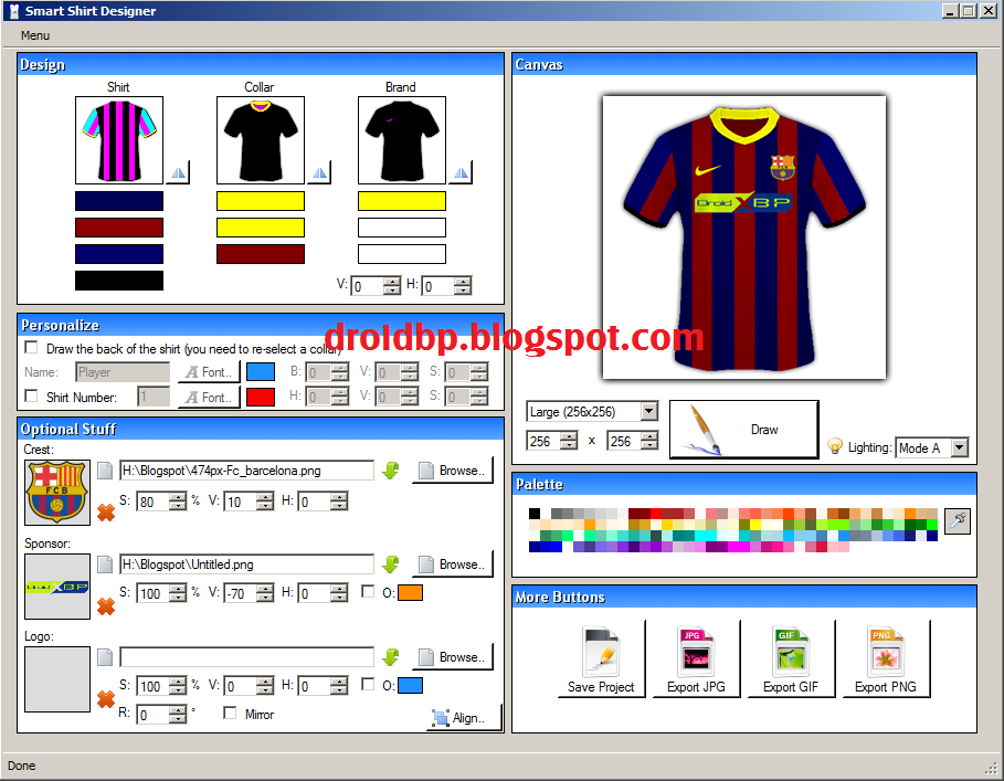 Download Smart Shirt Designer 2 2 Droidbp