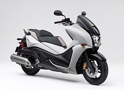 Motor Honda Terbaru 2013
