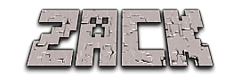 Personalised Minecraft Inspired Font Free party themes Personal use only