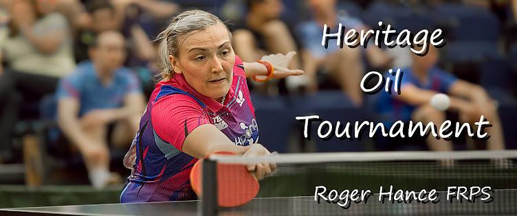 Heritage Tournament