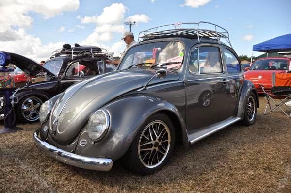 1974 Custom Vw Beetle Ragtop Porsche Powered