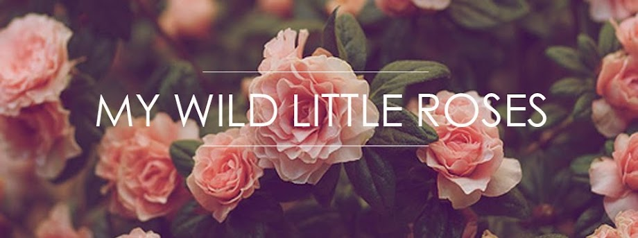 MY WILD LITTLE ROSES