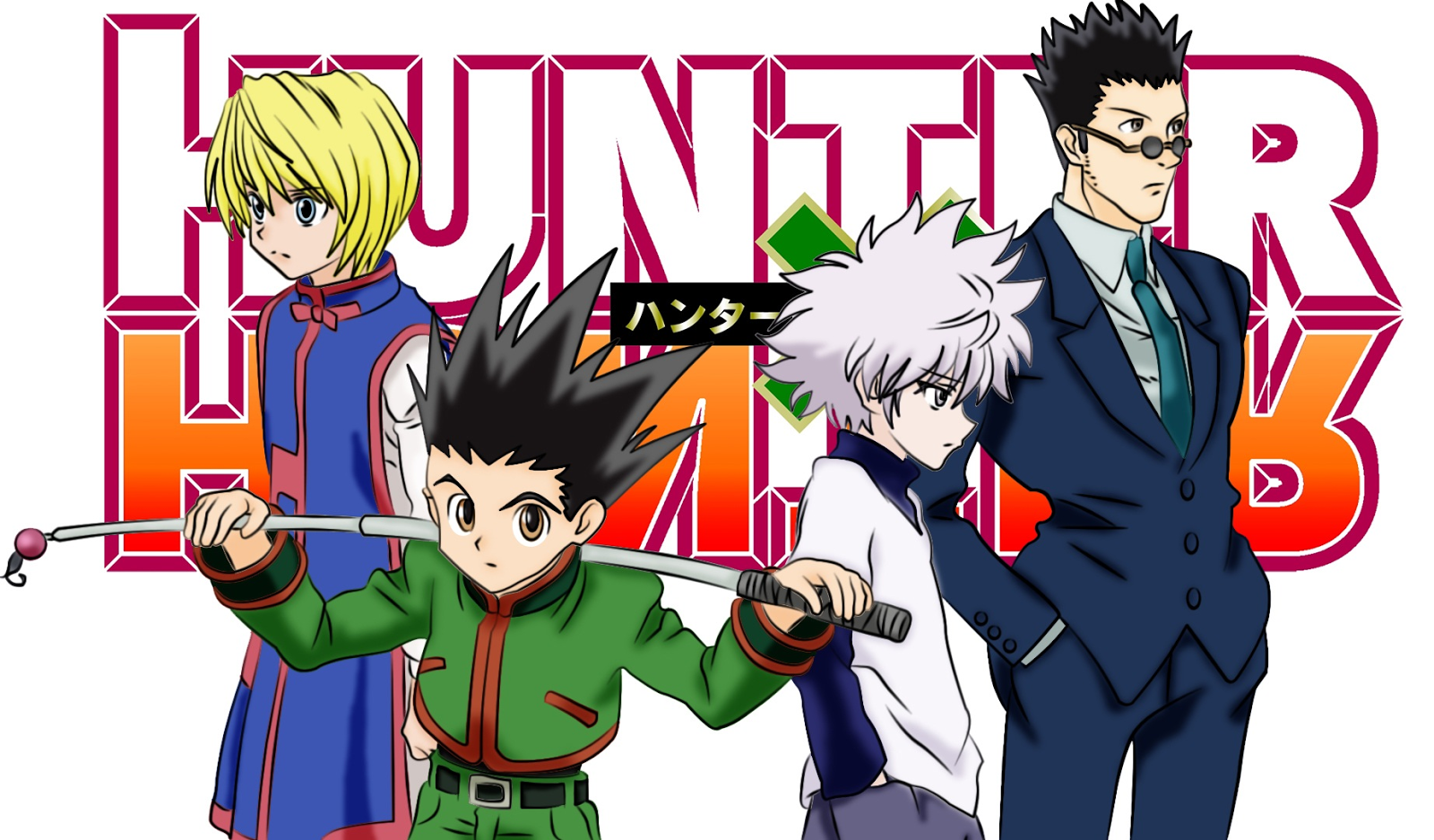 Hunter X Hunter (mulai terbit dari tahun 1998)