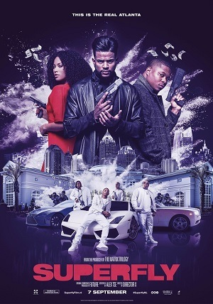 Superfly - Crime e Poder BluRay Filmes Torrent Download capa