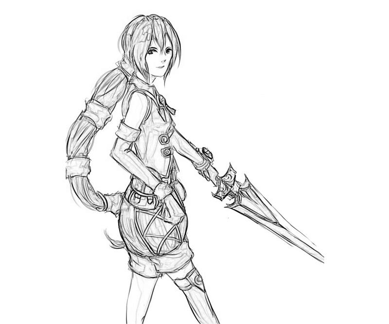 monica-sword-coloring-pages