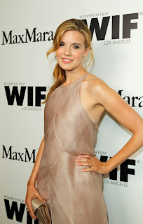 Maggie Grace is simply gorgeous