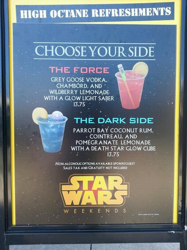 Quick Observations From Star Wars Weekends 2014