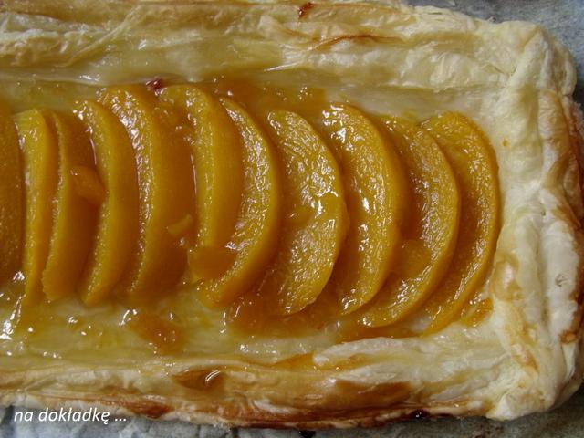 ciasto francuskie na słodko przepis