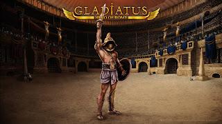 Gladiatus Hero of Rome Game Online HD Wallpaper