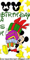 Disney Birthday Bash Blog Hop