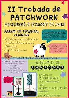Encuentro de Patchwork en Puigcerdà