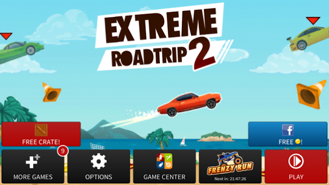 Extreme Road Trip 2 v3.13.1.0 Apk Mod [Dinero]
