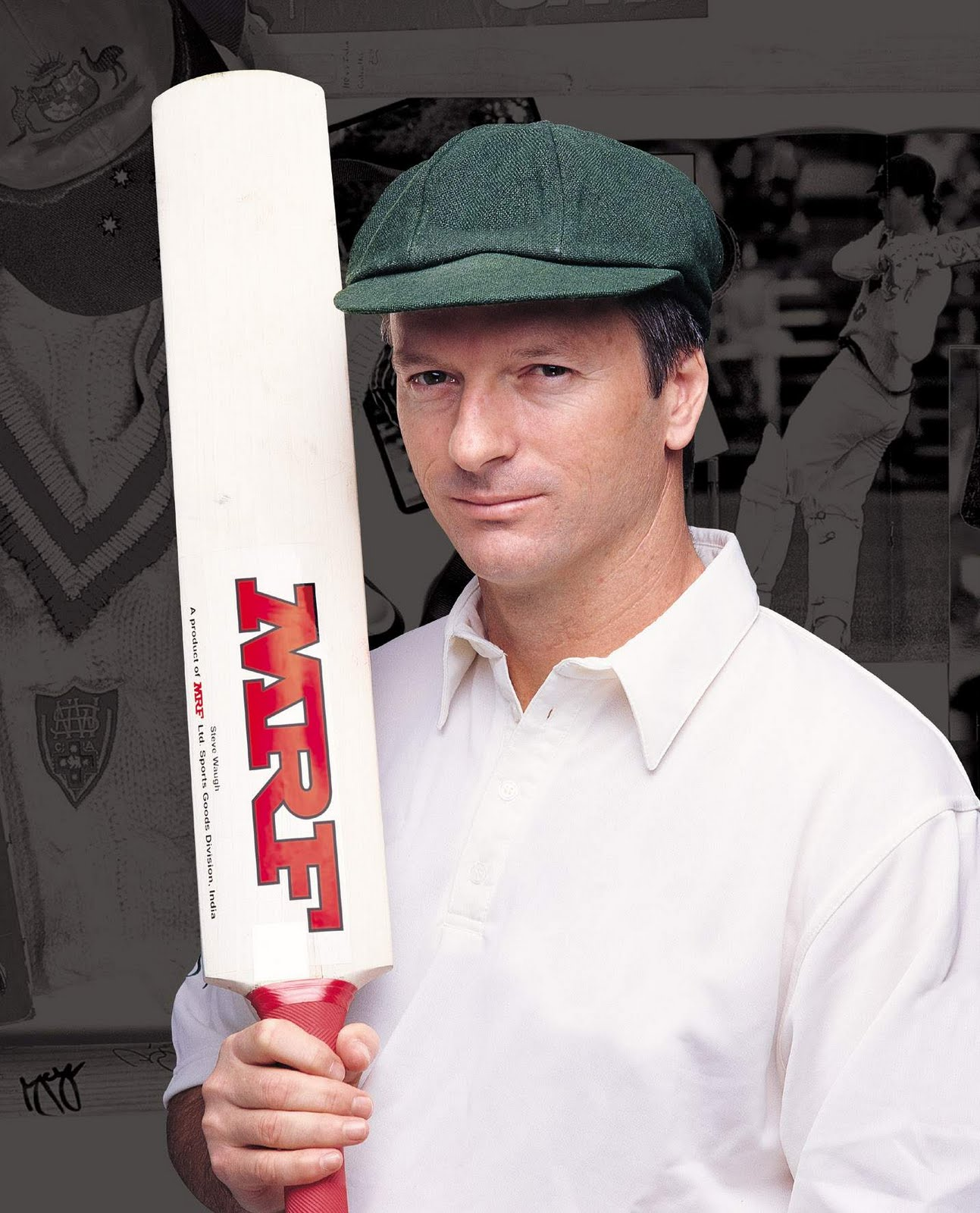 steve waugh and mark relationship help