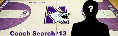 Northwestern Basketball Logo Northwestern Basketball