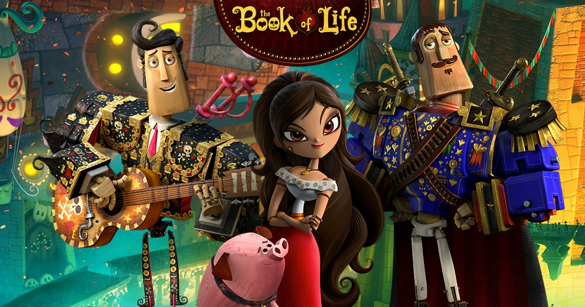 The Book Of Life Movie Wallpaper